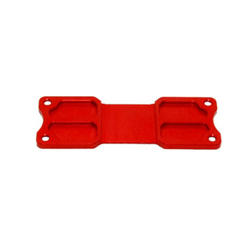 Secraft Battery Bed - Small (Red)