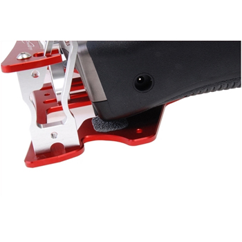 Secraft Tx Tray for DX9 (Red)