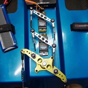 Secraft Non-Program Wire Kit for Rudder 2
