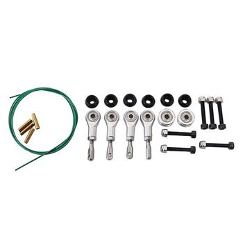 SEC253 non program wire kit for rudder 2