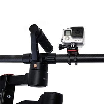 Secraft GoPro mount for 25mm tube