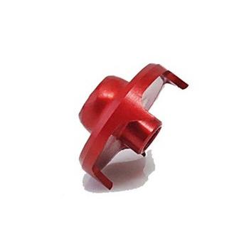 Secraft Wood Lock Nut M3 (Red)