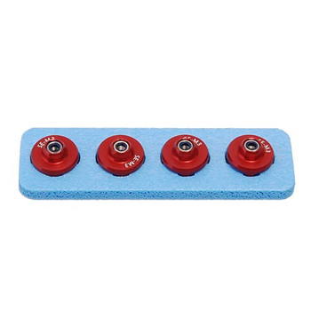 SEC312 Wood Lock Nuts M3