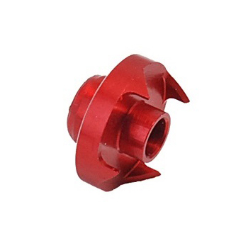 Secraft Wood Lock Nut M5 (Red)