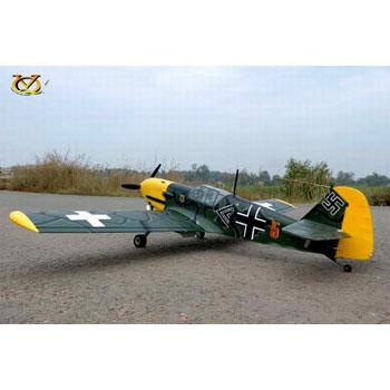 Messerschmitt BF-109 60.6in Wingspan
