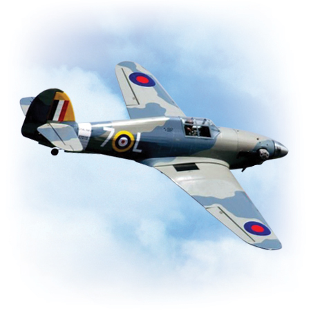 VQ Model Hawker Hurricane