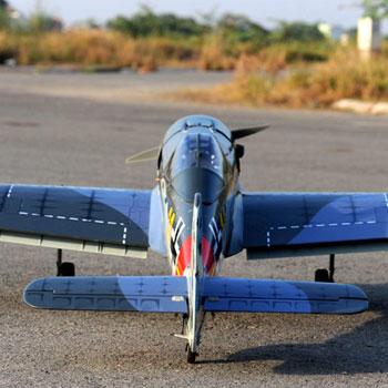 Focke-Wulf FW-190A 63in Wingspan ARF