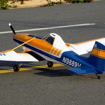 Cessna 188 AGwagon 75.6in Wingspan (EP/GP) ARF