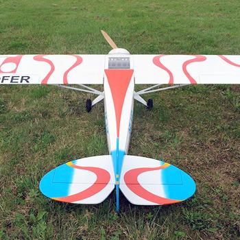 Piper PA-18 Super Cub 106in Wingspan