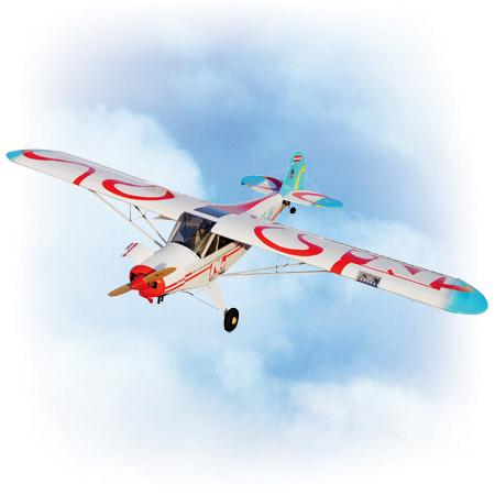 VQ Model Piper PA-18 Super Cub