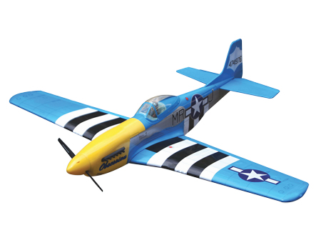 VQ Model P-51D Mustang ARF