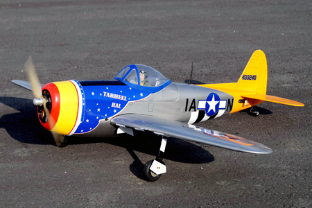 VQ Model P-47D Tarheel (HAL Version) 20 Size