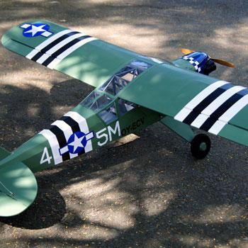 L-4A Grasshopper 106in Wingspan ARF