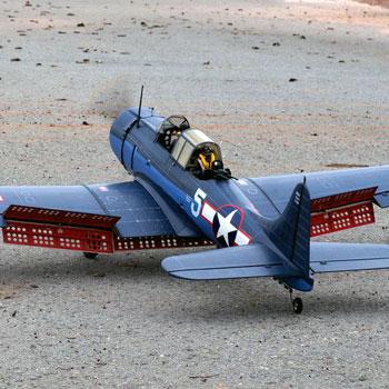 SBD-5 Dauntless 81in Wingspan ARF