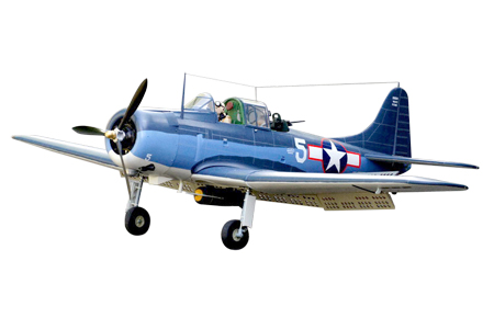 VQ Model Dauntless SBD ARF
