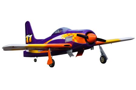VQ Model F8F Rare Bear 30cc ARF