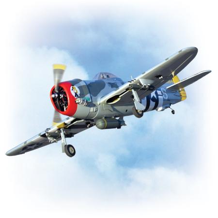VQ Model P-47D Thunderbolt