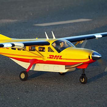 VQ Model Cessna 208 Grand Caravan