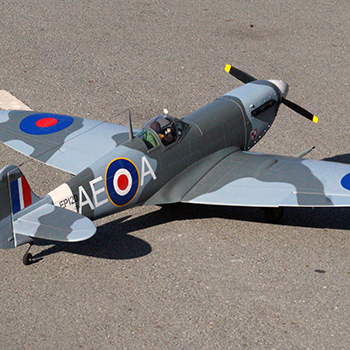 Supermarine Spitfire 60.6in Wingspan