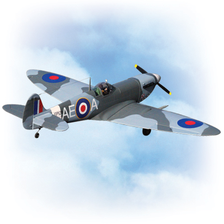 VQ Model Supermarine Spitfire