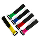 200mm Battery Strap Set (5 Colours)