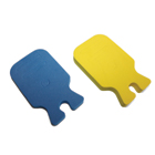 Foam Transmitter Stand (Pair) (Blue & Yellow)