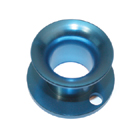 Aluminium Velocity Stack for 30~50cc Gas Engine (Blue)