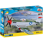 COBI Blocks North American P-51C Mustang (250pcs)