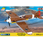 COBI Blocks Messerschmitt BF-109 F-4 Trop (250pcs)