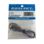 Dualsky SE-300E Servo Extension Lead (300mm)