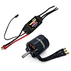 Electrospeed Motor & ESC Combo Power Pack 1