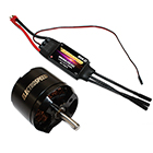 Electrospeed Boost 60 Power Pack (Motor & ESC Combo)