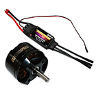 Electrospeed Boost 50 Power Pack (Motor & ESC Combo)