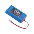JR Tx Li-Fe Battery 2F1400