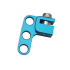 JR Propo Neck Strap Adapter (Blue)