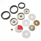Maxford USA Vintage Style Spoked Wheel Set