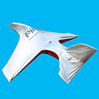 Pilot-RC Suncover for 2.2m Composite Jet