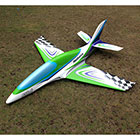 Pilot-RC Predator 2.2m (90in) Composite Jet (with Retracts) (22)