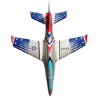 Pilot-RC Predator 2.2m (90in) Composite Jet (with Retracts) (18)