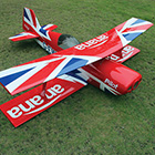 Pilot-RC 40% 120cc Pitts Challenger 87in (2.2m) - Scheme 04