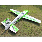 Pilot-RC Laser 88in (2.2m) (Green/Black/White - 03)
