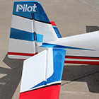 Pilot-RC Extra NG 90in Wingspan (Red/Blue/White 01)
