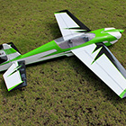 Pilot-RC Extra NG 78in Wingspan (Green/Black/White 02)