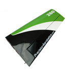Precision Aerobatics Extra 260 Half Wing - Right Hand (Green)