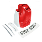 Precision Aerobatics XR-52 Cowl (Red)
