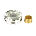 SAI40A27 - Taper Collet and Drive Flange