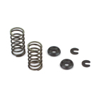 SAI5047 - Valve Spring, Keeper, Retainer (2 sets)
