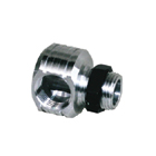SAI65140 - Muffler right angle adapter