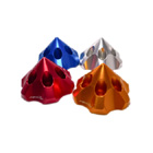 Secraft 3D Spinner - Large (Red)