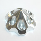 Secraft 3D Spinner - Large (Silver)